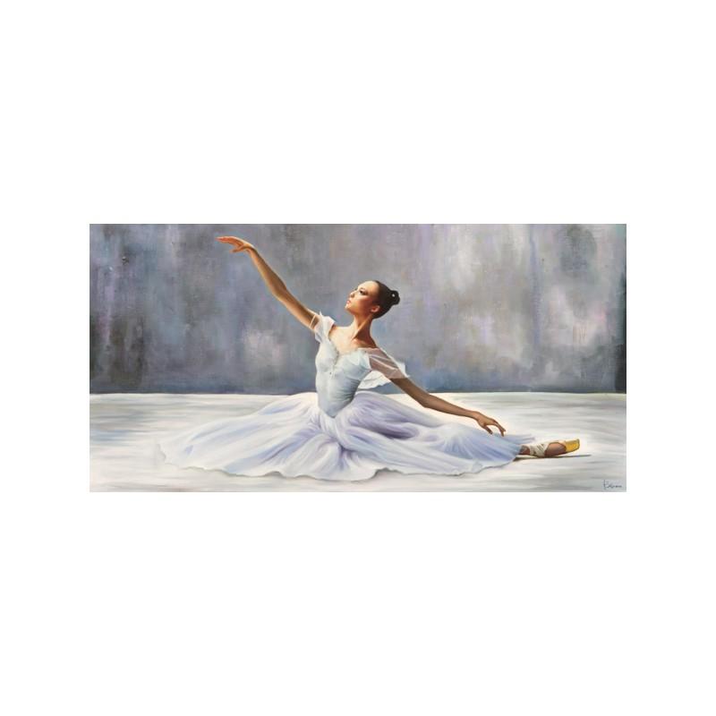 Benson Ballerina Seducente Quadro Con Danzatrice Classica Misure E Supporti Vari
