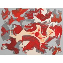 Nino Mustica, martedi 10 aprile 2012 high quality art print on canvas or artistic paper