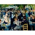 Pierre-Auguste Renoir,Dance at Le Moulin de La Galette,Riproduzione Su Misura e su Supporti diversi