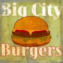 Hamburgers,Skip Teller.Amazing Custom Picture for Kitchens, Breakfast or Dining Room