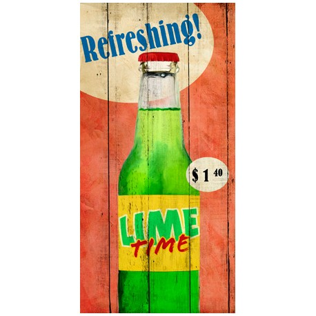 Skip Teller-Refreshing!Exclusive Custom Picture:Art Poster,Canvas or Ready to Hang