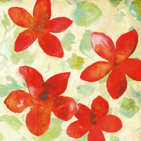 Printemps II - Kelly Parr on canvas or artistic paper high quality print